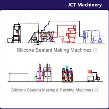 machine for making clear rtv silicone adhesive sealant