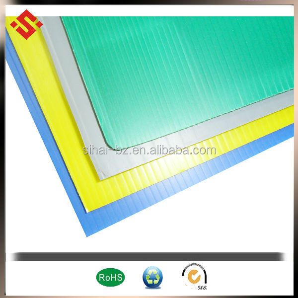 new packing material pp corrugated board