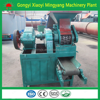 Large capacity coal briquette machine/charcoal coal ball press machine/charcoal coal powder pellet machinery008613838391770