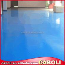 Anti-slip high strength liquid concrete hardener floor paint