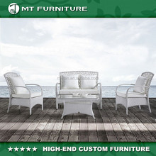 cheap rattan outdoor garden sofa