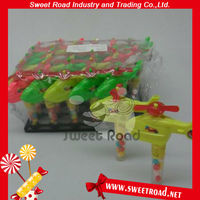 Helicopter Plane Shaped Toy Candy