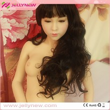 150 cm Little Girl Love Doll Full Size Solid Silicone Sex Doll For Men