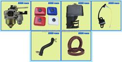 Wholesale original 4 stroke gasoline engine parts, gasoline tiller generator engine parts