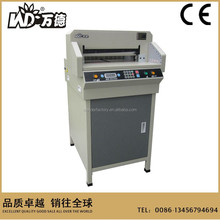 China Professional Manufacturer WD-4605K Small Digital control Office equipment Paper Cutting Machine