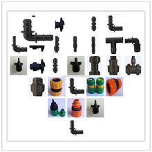 China pipe fitting names and parts for drip irrigation