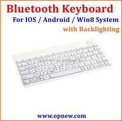 Universal Wireless bluetooth Keyboard for Laptops & Tablets, Compatible with IOS, Android, andWin8 Systems