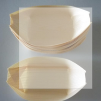 2014 eco-friendly bamboo wooden sushi plate