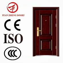 YZS-80 Interior Steel Security Metal Doors in China Making