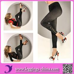2015 Newest Denim Leggings,Wholesale Colored Jeggings