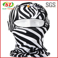 Fashion cool camouflage motorcycle balaclava winter skull mask for sale