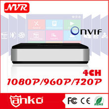 Bestselling 4ch HD mini DVR with OEM software/hardware