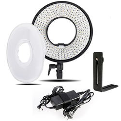 Arrolite LED Bi-Color Ring Light For Filming and Photographic