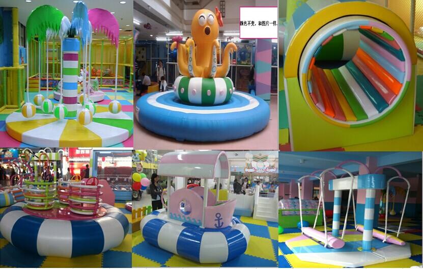 B 0214 good profit indoor playground indoor preschool for Indoor gym equipment for preschool