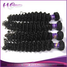 Fashionable top quality human hair weave top quality wholesale sif hair enterprise