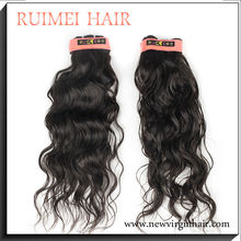 2015 Factory Outlet 10~36 Inches Human Hair Brazilian Natural Wave 3 Bundles