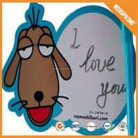 China supplier high quality children magnetic whiteboard