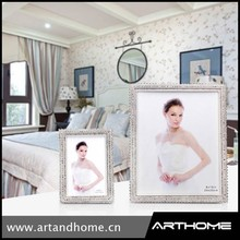2015 new custom beautiful wedding photo picture frames designs wholesale for family and so on