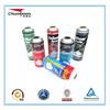 aerosol spray container for filling shaving foam