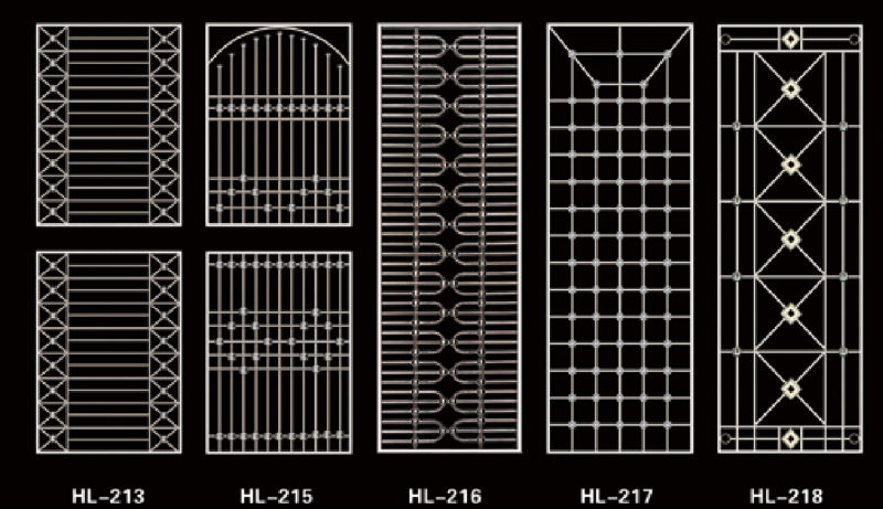 Stainless steel grill door design buy stainless steel for Window design bangladesh