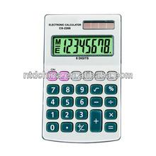 Electronic Desktop Cheap Solar Powered Calculator