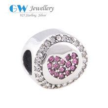 jewelry accessory 925 Sterling Silver bead Wholesale handmade jewelry