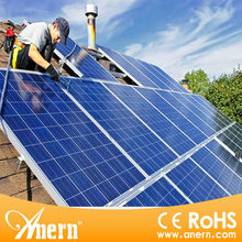 Sustainable roof 10KW whole house off grid solar power system with CE ROHS approved