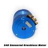 Customized 100 watts 540 sensored 21.5T SPEC car brushless motor