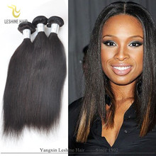 Good Feedback Wholesale Price Top Quality Double Weft extensions 100% brazilian human hair extensions knot