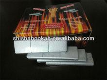 Silver Bar Charcoal for Shisha Smoking
