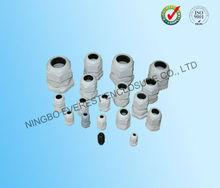 PG,Metric,NPT,G thread nylon cable waterproof glands