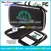 Personalized All in 1 Charger Kit Promotional Gift Set Souvenir for Company Christmas Giveaway,Business,Corporate ,Clients Gifts