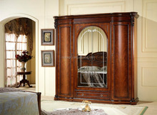 classic European bedroom sets furniture for African market,model no 8811