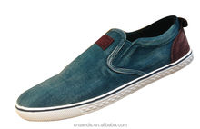 Comfort design for man casual canvas shoe