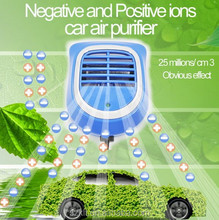 car air purifier (positive and negative ions)
