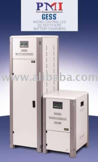 Dc puentes rectificadores / cargadores de baterías / tres de entrada