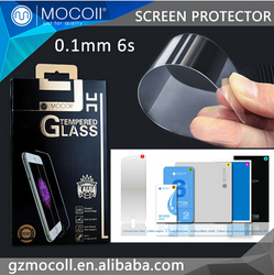 Gorilla glass price mobile screen protector with mobile phone accessories factory in china