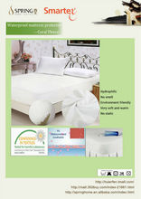 cubierta impermeable del colchón