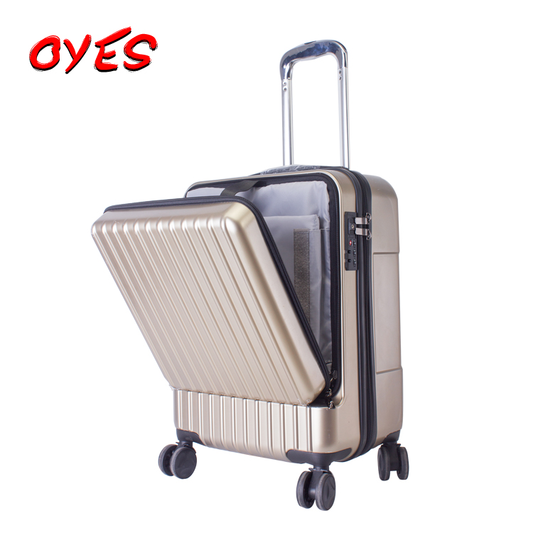 Mignon et belle léger abs bagages en gros pour les adolescents