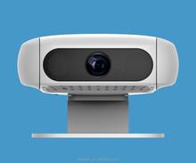 2MP ONVIF H.264 1080P home alarm with camera mini size local micro sd memory