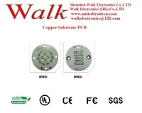 Copper substrate PCB, single side PCB, double side PCB