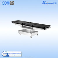 Electric function adjustable physician exam portable examination table