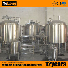 High quality 100l micro home beer making machine