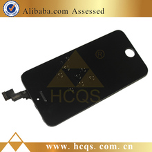 China big supplier HCQS cheap screens for iphone 5c mobile phone display for iphone 5c for wholesales