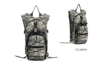 Outdoor backpack Military water bag sports wear gear