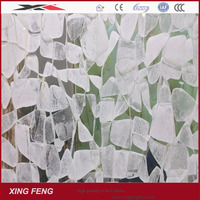 translucent decorative jade glass for interior wall paneling