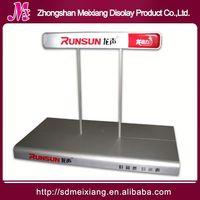 Metal pen display rack, MX9903 clothes display cabinet/display shelf