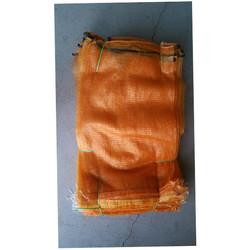 agricultural packaging vegetable potato onion garlic firewood, orange bag small mesh bag