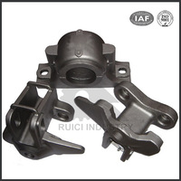 Gold supplier cast iron sand casting foundry in dalian