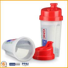 Bpa Free Plastic Protein Blender Shaker Cup